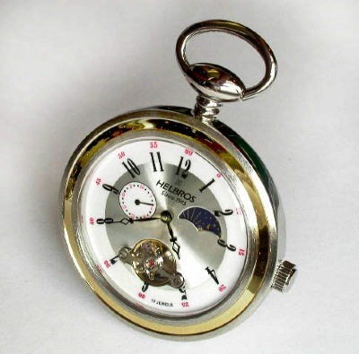 Helbros pocketwatch